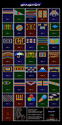 Arkanoid Map Poster Thumb