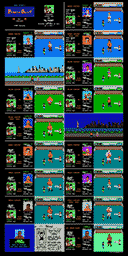 Mike Tyson's Punch-Out Map Poster Thumb