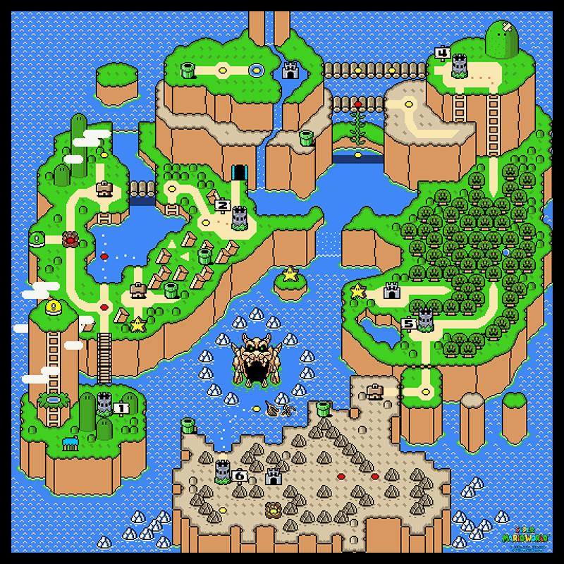 Super Mario World 24\